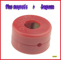 Wholesale Mini portable mm plus Add magnetic degausser Screwdriver Magnetizer degaussing tool