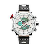 battery water timer - BESNEW BN Men s Multifunction Waterproof Sport Analog Digital Display Quartz Watch Backlight Alarm Timer Fashion Wristwatch