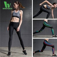 Wholesale Lowest Price Vansydical Unisex fitness clothing elite joggers Compression trousers breathable elastic running yoga pants gym workout pants