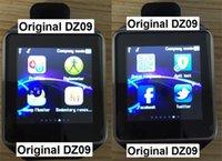 audio call recorder - Smart Watch DZ09 Sim Card Watch Support Audio Player Recorder Bluetooth Smart Clock Local Bluetooth Call wearable watch