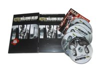 action brand - 2016 Brand New The Walking Dead Season six S6 th DVD Boxset TWD Factory Price free DHL shipping