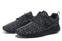 Wholesale Mens Nike Roshe One x Yeezy Boost Shoes Cheap Running Shoes Men Ourdoor Sports Shoes Hiking Shoe Sneaker