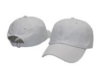 animal bone blanks - 2016 Baseball Cap Men Women Snapback Caps Casquette Brand Bone Golf Hats For Men Women Chapeau Plain Visors Gorras Blank New Hat