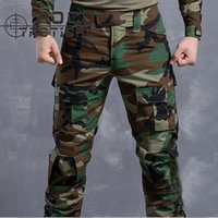 atacs camo - Mens Ripstop Loose Camouflage Hunting Pants Lightweight Frog Tactical Pants Camo Military Training Pants ACU CP ATACS Army Green