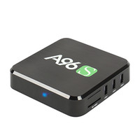 Wholesale New arrival amlogic s905x gb ram gb rom kodi A96S android tv box