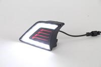 Wholesale High quality Super brightness led Daytime Running Light For Toyota Vigo