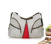 Wholesale Top sale fashion high quality brand new durable mummy diaper bag for young ladies