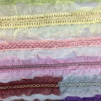 bag trimmings - Curtains Trim Fringe Tassel Lace Colors Trim Garment Fringe Tassel Lace with M bag Packing for Hometextiles SHF025
