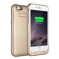 Wholesale Power Cases For iPhone7 mah External Battery Cases Backup Charging Power Bank Case For iPhone plus plus BAC025