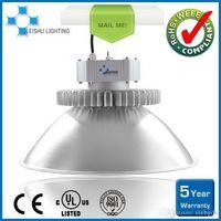 Wholesale led High bay light Shanghai factory UL CE RoHS ISO9001 warranty years