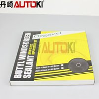 Wholesale Glue Butyl Windowscreen Snake Sealant Adhesive for Retrofitting Headlight Sealing Auto Glass Repalcement
