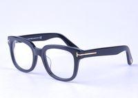 big rims - Brand Optical Frames TB Eyeglasses for Men Women TF5179 Fashion Acetate Big Frame Myopia Eyeglass Glasses oculos de grau with Original Case