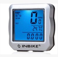 Wholesale Hot new Waterproof Digital Backlight Bicycle Computer Odometer Speedometer Clock Stopwatch Bike Computer Bicycle Accessories Line length