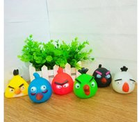 baby bird sounds - New cute Color Birds Rubber Baby Bath Toys Water Sounds Animal Dolls Kids Swiming Water Fun Beach Gifts Sand Play Children Gifts Toys