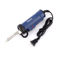Wholesale 30W V Hz Electric Vacuum Solder Sucker Desoldering Pump Iron Gun