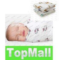 Wholesale Multifunctional Aden Anais Muslin Cotton Newborn Swaddle Big Size Baby Towel bedding Blanket x120cm inch LLFA162