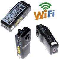 Livraison gratuite caméra WiFi espion Mini IP caméra sans fil caméscope caché Enregistrement vidéo wifi poche à distance par téléphone mini-MD99S de caméra