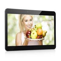 Excelvan Tablets PC 10.1 pulgadas HD Android 4.4.2 PC 2 Go / 16 Go Dual Core Dual SIM cámara web 3 G phablet GPS Bluetooth Tablet