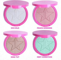 Wholesale Newest jefrery Five Star Cosmetics Skin Frost Five Stars Skin Frost Five Stars Bronzers Highlighters DHL