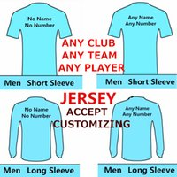 Wholesale Top quality Customize Adult Men Short Sleeve and Long Sleeve Sports T shirt