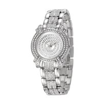 gift items - Top brand luxury style quartz Siller watches women watch clock Gift Goole Hot Sale Item