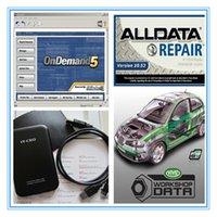 Precio de Herramientas de disco duro-El último alldata 10.53 de la herramienta de diagnóstico del alldata envío rápido del software de la reparación auto del hdd de Vivid.WorkshopData + 1000GB del mitchell 2014
