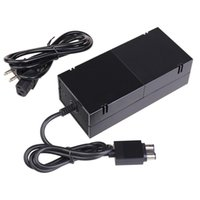Wholesale Game Accessories AC v v US Plug Adapter Charger Power Supply Cord Cable Unit for Xbox Games
