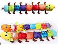 Wholesale Lamaze Musical Inchworm Lamaze musical plush toys Lamaze educational toys ZD001