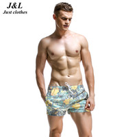beach volleyball tops - Top Quality Mens Casual Boardshorts New Arrival Colors Summer Flower Print Men Beach Shorts For Surf Volleyball Sport Bermudas