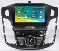 atv tv - 8 inch Car DVD Player for Ford Focus Car Radio Car entertainment With GPS CanBus BT CDC ATV RDS IPOD G SD Map Freeshipping
