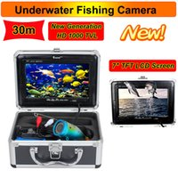 Wholesale Eyoyo M Professional Fish Finder Underwater Fishing Video Camera quot Color HD Monitor TVL HD CAM W Sunvisor