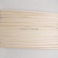 Wholesale cm Nail Art Orange Wood Stick Cuticle Pusher Remover Dotting Tools Cheap Dotting Tools
