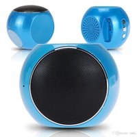 audio clubs - Portable LED Bluetooth Stereo Speaker Mini Wireless Speakers For Party DJ Club Samsung Galaxy Tablet Laptop