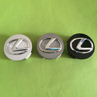abs parts - Wheel Center Caps Wheel Covers for Lexus Parts Plastic Gray Silver Black Wheel Covers Caps New Arrivals