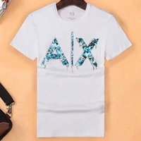 ax man - High qualit new brand o neck men s T shirt summer many colors series AX