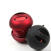 Cheap X-Mini mini portable speaker small audio For iphone Tablet PC MP3 MP4 MP5 PSP wired speaker
