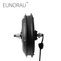 Wholesale high quality v1000w e bike front wheel kit brushless Non gear hub motor