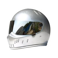atv flash - Exclusive genuine karting motorcycle safety helmets MTB Full helmet ATV flash silver