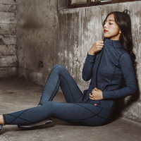 Wholesale 2017 New Yoga Sets Women Gym Clothes High Quality Fitness Running Sport Suit Breathable Female Sports Pants Shirt Yoga Set
