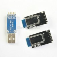 Wholesale 3 in Kit Dual mode Bluetooth Module with Base Board HM13 BLE SPP LE Serial HM USB to TTL