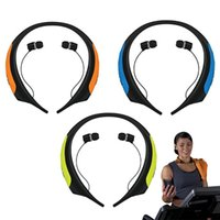 active earbuds - HBS850 Bluetooth Headphones HBS Wireless Sport Headsets Tone Active HBS Earbuds Earphone For iPhone s Samsung S7 Free DHL