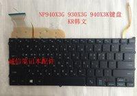 Wholesale New and Original Black Laptop Keyboard For SAMSUNG NP940X3G X3K X3G KR Korean Version