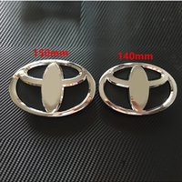 Wholesale Popular Car Badges for Toyota Grill Plastic Many Sizes Car Fashion Badges Exterior Accessories New Arrivals