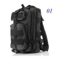art laptop bag - 10 Color Sport Outdoor Camouflage Mountaineering Bag p Mili tary Tactical Backpack Laptop Molle Rucksacks Camping Trekking Bag