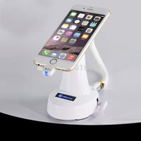 android names - Mobile Phone Display Holder Cellphone Alarm w Brand Name LED lighing showing Charging for Iphone Samsung Android