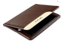apple ipad tablet sales - hot sale tablet case hand strap high quality folio leather case for ipad pro