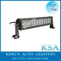Wholesale 13 W LED LIGHT BAR V FLOOD SPOT LED WORK LIGHT BAR LED DRIVING LIGHTS FOR OFFROAD WD ATV x4 TRUCK BOAT