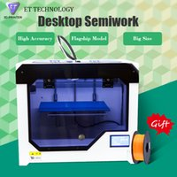 auto feeding machine - OEM for You D Printer Machine FDM D Printer ET C1 LCD Screen Auto Filament Feeding Fully Closed High Precision