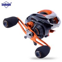 Wholesale Sale Items SeaKnight Brand Right Hand Baitcaster Fishing Reel Saltwater Fish Bait Casting Wheel Tackle Gear BB