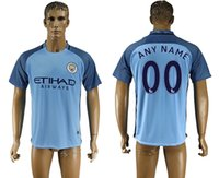 aa uniform - man city soccer jersey football uniform home away men kits man jerseys uniforms no shorts tops nasri kun aguero kolarov sets shirts aa